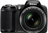 NIKON L330 Point & Shoot Camera(Black)