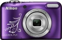 NIKON L31 Point & Shoot Camera(Violet)