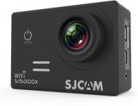 SJCAM SJ5000 X ELITE Adjustable Viewing Angle: 170° 140° 110° & 70° Sports & Action Camera(Black)