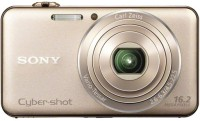 Sony DSC-WX50 Point & Shoot Camera(Gold)