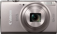 Canon IXUS 285 HS(20.2 MP, 12x Optical Zoom, 4X Digital Zoom, Silver)