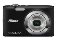Nikon S2600 Point & Shoot Camera(Black)