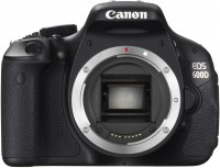Canon EOS 600D DSLR Camera (Body only)(Black)