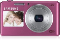 SAMSUNG DV150F Point & Shoot Camera(Pink)