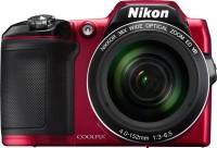 Nikon L840 Point & Shoot Camera(Red)