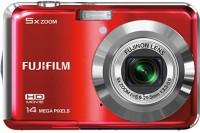 FUJIFILM AX500 Point & Shoot Camera(Red)