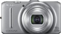 Nikon S9300 Point & Shoot Camera(Silver)
