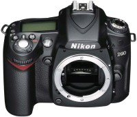 Nikon D90 DSLR Camera (Body only)(Black)
