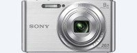 Sony Cyber-shot DSC-W830 Point & Shoot (Silver)