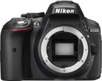 Nikon D5300 (Body only) (16 GB SD Card + Camera Bag) DSLR Camera