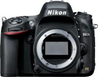 NIKON D600 (Body only) DSLR Camera(Black)