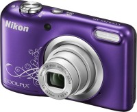 Nikon Coolpix A10 Point & Shoot Camera(Purple)
