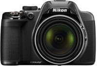 NIKON P530 Point & Shoot Camera(Black)