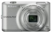 NIKON S6400 Mirrorless Camera(Silver)