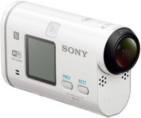 Sony HDR-AS100V Full HD Action Sports & Action Camera(White)