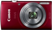 Canon IXUS 170 Body with SAL 18-55 mm Lens Mirrorless Camera(Red)