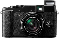 Fujifilm FinePix x10 Point & Shoot Camera(Black)