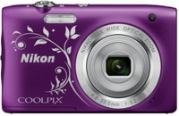 NIKON S2900 Point & Shoot Camera(Violet)