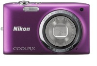 Nikon S2700 Point & Shoot Camera(Purple)