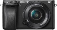 Sony ILCE-6300 DSLR Camera SELP 16 - 50mm Lens(Black)