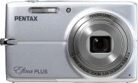 Pentax Efina(14 MP, 5x Optical Zoom, 6x Digital Zoom, Silver)
