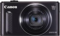 Canon SX610 HS Point & Shoot Camera(Black)