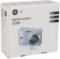 GE Z1300 10.1 Megapixels Point & Shoot Camera(Silver)