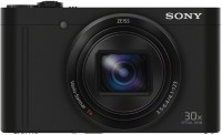 Sony DSC WX500/BCIN5 Point and Shoot Camera(18.2 MP, 30 Optical Zoom, 120x Digital Zoom, Black)