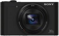 Sony CyberShot DSC-WX500/BCIN5(18.2 MP, 30 Optical Zoom, 120x Digital Zoom, Black)