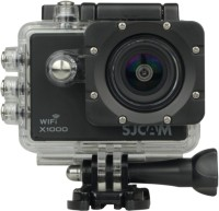 SJCAM SJCAMX1000WIFIBLACKBLACK SJCAMX1000WIFIBLACK Sports & Action Camera(Black)
