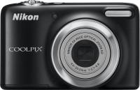NIKON Coolpix L23 Point & Shoot Camera(Black)