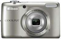 Nikon L26 Point & Shoot Camera(Silver)