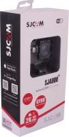 SJCAM 4000 WIFI PLUS 170 degrees A+ grade HD wide angle Sports & Action Camera(Black)