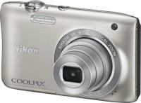 Nikon S2900 Coolpix Camera Mirrorless Camera(Silver)