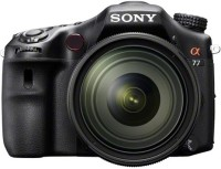 Sony Alpha SLT-A77VM DSLR Camera (Body only)(Black)