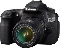 Canon EOS 60D DSLR Camera (Body only)(Black)