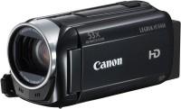 Canon Legria HF R406 Mirrorless Camera(Black)