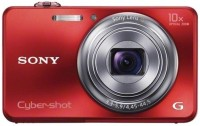 SONY DSC-WX150 Point & Shoot Camera(Red)
