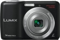 Panasonic DMC-LS6 Point & Shoot Camera(Black)