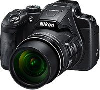NIKON B700 Black Point & Shoot Camera(Back)