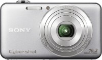Sony DSC-WX50 Point & Shoot Camera(Silver)