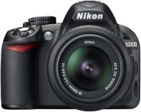 NIKON D3100 DSLR Camera(Black)
