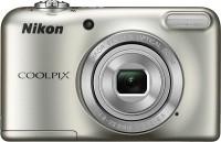 Nikon L29 Point & Shoot Camera(Silver)