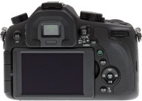 Panasonic Dmc-FZ 1000 With attached 25-400 mm LEICA lens Advanced Point & Shoot Camera(Black)