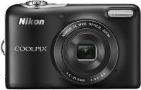 NIKON L30 Point & Shoot Camera(Black)