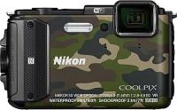 NIKON AW130 Point & Shoot Camera(Camouflage)
