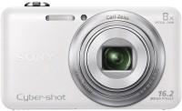Sony DSC-WX80 Point & Shoot Camera(White)