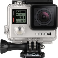 GoPro Hero4-CHDHX-401 Sports & Action Camera(Black)