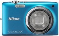 Nikon S2700 Point & Shoot Camera(Blue)