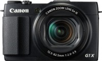 Canon G1X Mark II Point & Shoot Camera(Black)